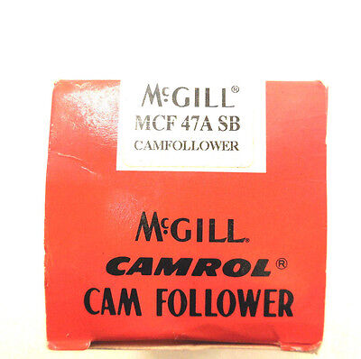 New Mcgill Mcf-47A-Sb Cam Follower Mcf47Asb