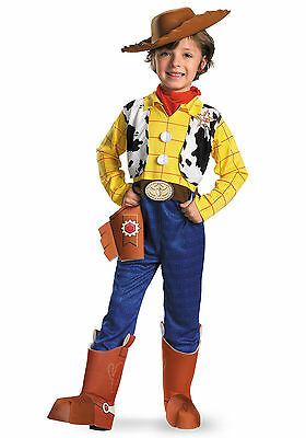 Toy Story - Deluxe Woody Childs Costume