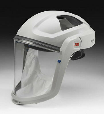 3M Versaflo M-105 Faceshield with Standard Visor and Faceseal