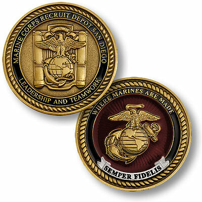 US MARINE CORPS RECRUIT DEPOT SAN DIEGO WHERE MARINES ARE MADE 61656