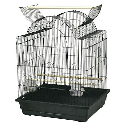 Kings Cages ES 2521 OP open top bird cage toy toys Lovebirds Parakeets Canaries