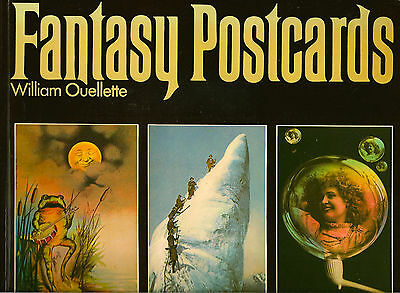 POSTCARDS : Fantasy Postcards-OUELLETTE