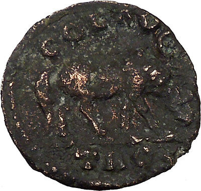 ALEXANDRIA TROAS in Troas 3rd Century AD Civic Issue Ancient Greek Coin i35226