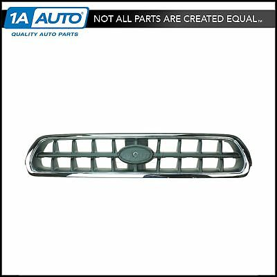 OEM 2003-2006 Subaru Baja Front Grille Assembly Chrome NEW 91121AE460