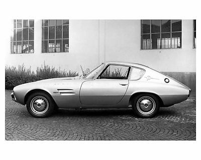 1962 Fiat 1500GT Automobile Photo Poster zc9067