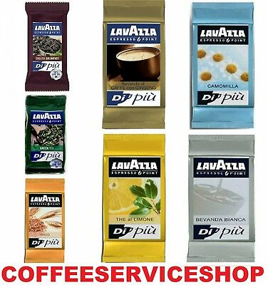 200 Solubili Misti Capsule Lavazza Espresso Point Originali Lavazza Assortiti