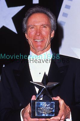 CLINt eastwood 35MM SLIDE TRANSPARENCY NEGATIVE PHOTO 7071