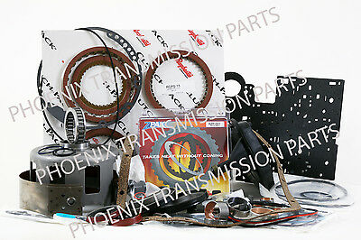 4L60E Transmission Level 2 High Performance Rebuild Kit 1997-2003 GM 4L60 Stage1