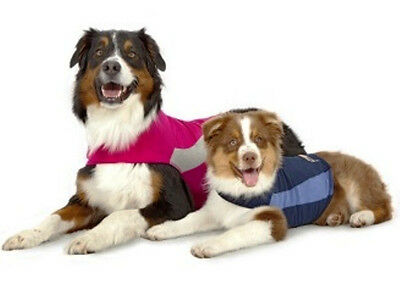 THUNDERSHIRT POLO for Dogs RELIEVES STRESS & ANXIETY BLUE or PINK XXS-XXL