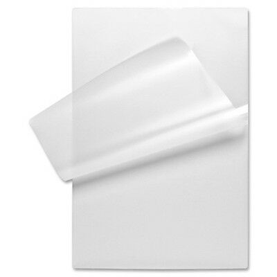 "Menu Size Laminating Pouches 11.5"" x 18"" Length x 5mil   100 pk Clear"