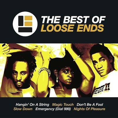 Loose Ends ( New Sealed Cd ) The Very Best Of / Greatest Hits Collection