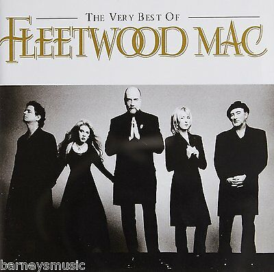 Fleetwood Mac ( New Sealed 2 Cd Set ) The Very Best Of Greatest Hits Collection