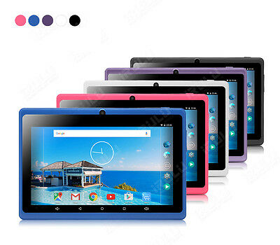 """IRULU Tablet eXpro X1a 7"""" Google Android 4.4 KitKat 8GB/16GB Quad Core Dual Cam"""