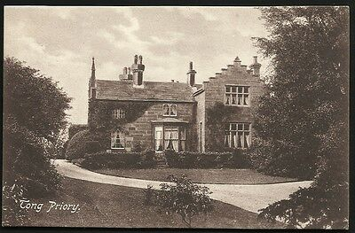 Tong Priory # 51270 by Frith.