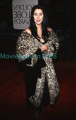 Cher 35Mm Slide Transparency Negative Photo 5256