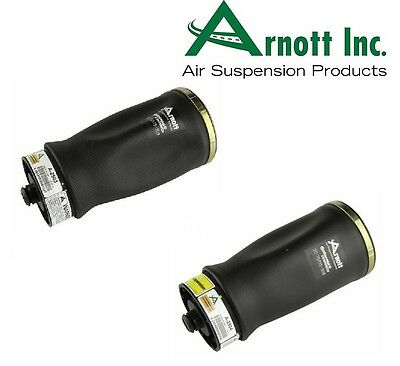 NEW BMW E53 X5 00-06 ARNOTT Rear Set of Left and Right Suspension Air Springs