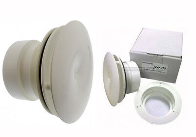 Tumble Dryer Outside Window Vent Kit for Venting Tumble Dryer through Window