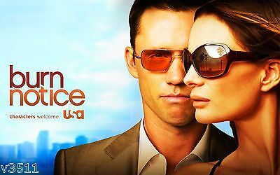 """Burn Notice"" SEASON 7 EPISODE 3 Original Script Used On Set By Gabrielle Anwar"