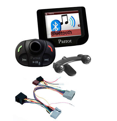 Parrot Bluetooth Handsfree Car Kit with T-Harness SOT Lead for Honda Fit (2008>)
