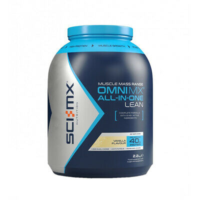 Sci-MX Nutrition OMNI MX® All-In-One  LEANCORE 2.2kg Lean Muscle Mass Gainer