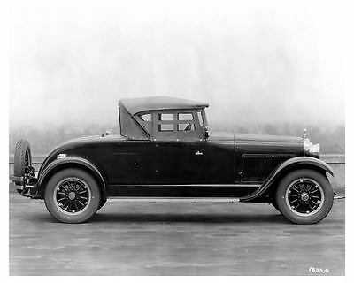 1927 Hudson Roadster Factory Photo uc4678