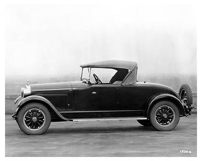 1927 Hudson Roadster Factory Photo uc4679
