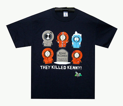 NEW T-SHIRT SOUTH PARK Kenny SHIRT size L
