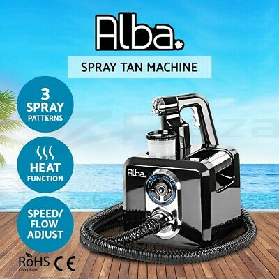 Alba. Spray Tan Machine Professional HVLP Sprayer Gun SunlessTanning