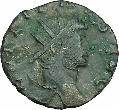 Gallienus  son of Valerian I  Ancient Roman Coin Fertility cult   i34215