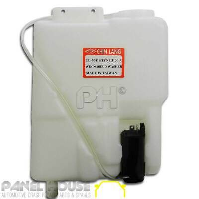 Toyota Hilux Windscreen Washer Bottle & Motor NEW '88-'97 2WD 4WD