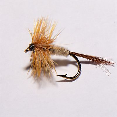 3 x Kites Imperial Dry Trout Flies size 16 by Salmoflies