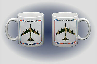 B-52 Stratofortress Coffee Mug - Dishwasher and Microwave Safe