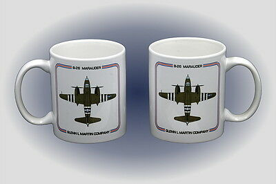 B-26 Marauder Coffee Mug - Dishwasher and Microwave Safe