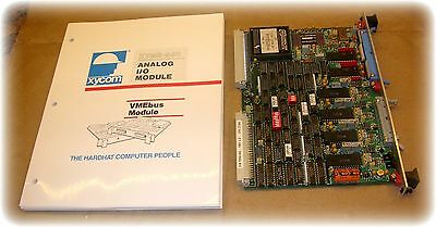 Module, VME, 32-Channel Analog Input / 4-Channel Analog Output (Xycom #XVME-540)