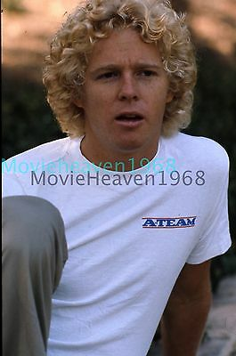 William Katt 35Mm Slide Transparency Negative Photo 4573