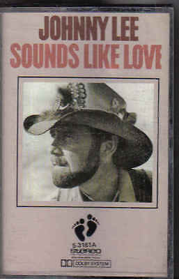 Johnny Lee-sounds Like Love music Cassette