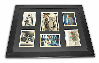 Rod Stewart SIGNED Photo Large 20x16 Framed Authentic AUTOGRAPH Display + COA