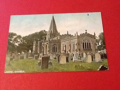Old Postcard Hope Church