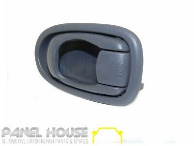Hyundai Lantra L3 98-00 Right Front Interior Door Handle Light Grey Inner NEW
