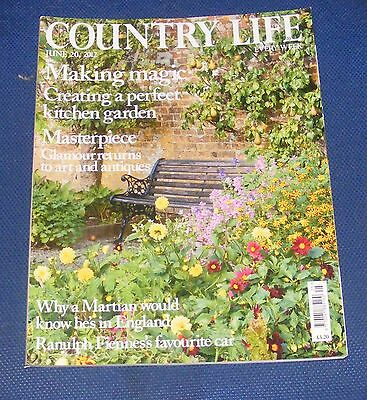 Country Life June 20Th 2012 - Masterpiece