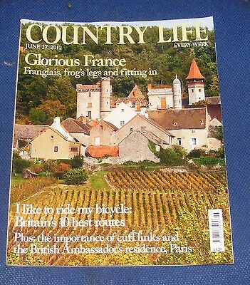 Country Life June 27Th 2012 - France