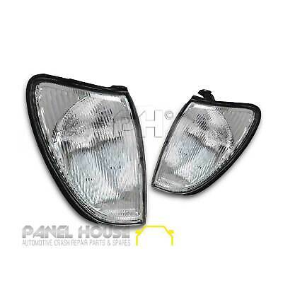 Corner Indicator Lights PAIR ADR Fits Toyota Landcruiser 100 Series 98-07