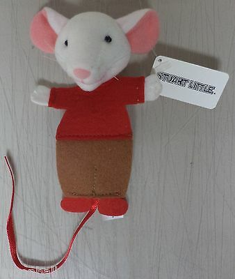 RARE! STUART LITTLE Columbia Home Video BOOK MARK 2000