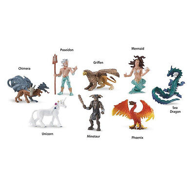 MYTHICAL REALMS Toob #689904 ~ FREE SHIPPING in USA w/$25+Safari Products