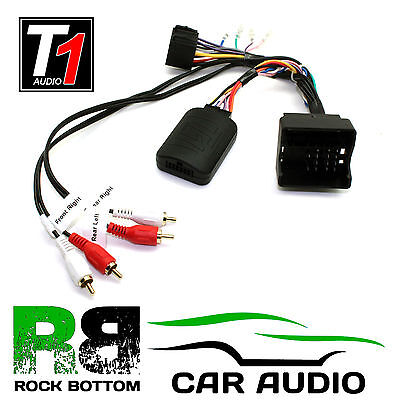 T1 Audio T1-AD2-SONY Audi A3 A4 TT Car Steering Wheel Controls Interface Plug