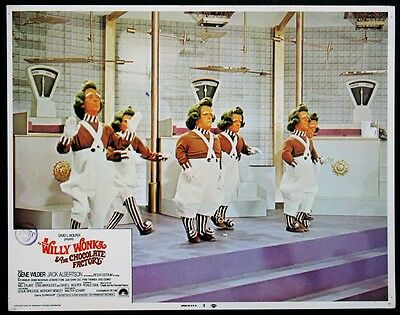 Willy Wonka And The Chocolate Factory Oompa Loompas Lc 3