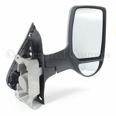 Ford Transit MK6 & MK7 Complete Door Wing Mirror Manual Offside Driver Right