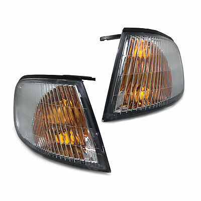 Nissan Pulsar N15 98-00 Pair 1xLH 1xRH Indicator Corner Lights Brand New Blinker