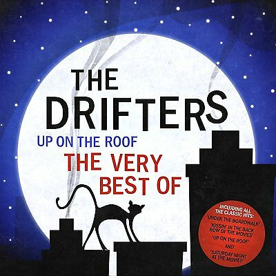 The Drifters ( New Sealed Cd ) Up On The Roof / The Very Best Of / Greatest Hits