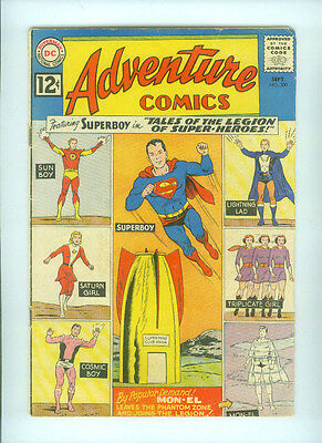 Adventure Comics (1962) 300  1St Tales Of The Legion Of Superheroes Dc Superboy